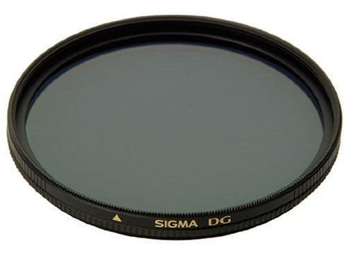 Sigma 105mm Super Multicoated Circular Polarising Slim Filter