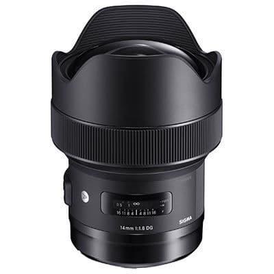 Sigma 14mm F1.8 DG HSM Art Lens