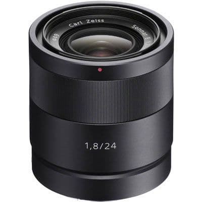 Sony 24mm F1.8 ZA Carl Zeiss Sonnar T* Lens