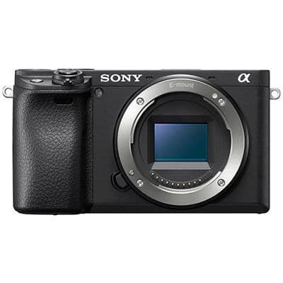 Sony A6400 Digital Camera Body