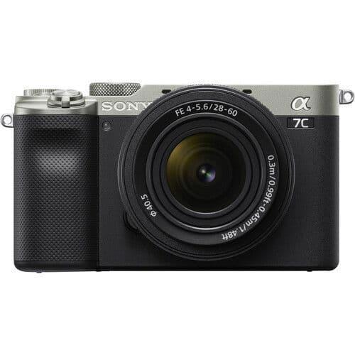 Sony A7C Digital Camera with 28-60mm lens