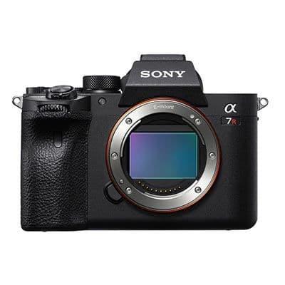 Sony Alpha 7R IVA Mirrorless Camera Body