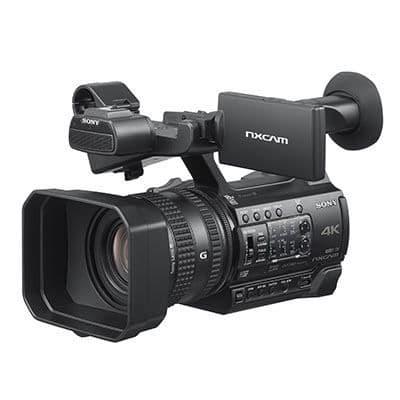 Sony HXR-NX200 4K Professional Camcorder