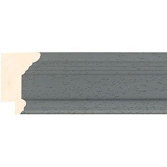 Bespoke Picture Framing - [473] Grey - 52mm wide x 34mm deep
