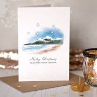 Arbee 'Mourne Mountains' Christmas Card