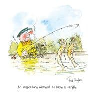 Fred Hughes | An Inopportune Moment Print