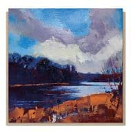 Louise Lennon | Walking the Towpath Card