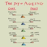 Poet & Painter | The Joy Of Ageing Card