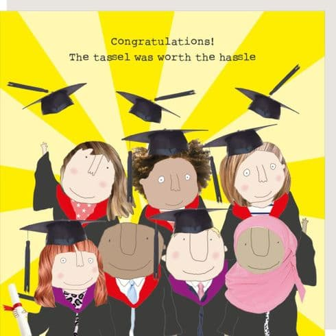 Rosie Made a Thing  Cards    Congratulations Graduation Card