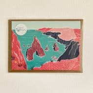 Sorrell Reilly | Nohoval Cove, Cork Card