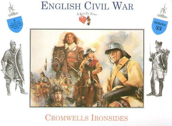 A Call To Arms 1/32 Cromwells Ironsides # 3233
