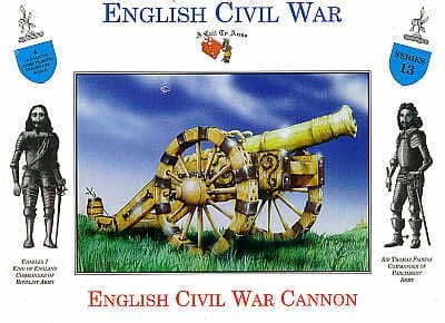 A Call to Arms 1/32 English Civil War Cannon # 13