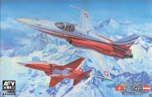 AFV Club 1/48 Northrop F-5E Austria/Swiss Air Force # AR48S06