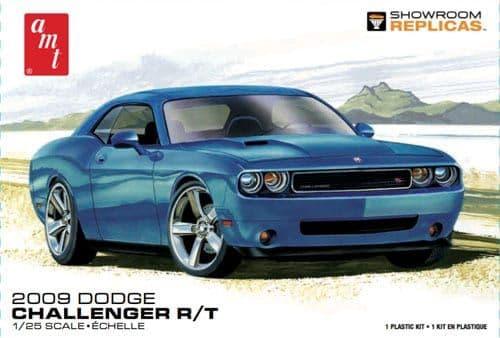 AMT 1/25 2009 Dodge Challenger R/T # 1117