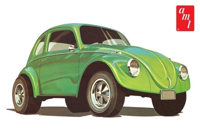 AMT 1/25 VW Beetle Superbug Gasser # 1044