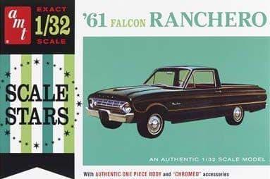 AMT 1/32 1961 Ford Ranchero # 984