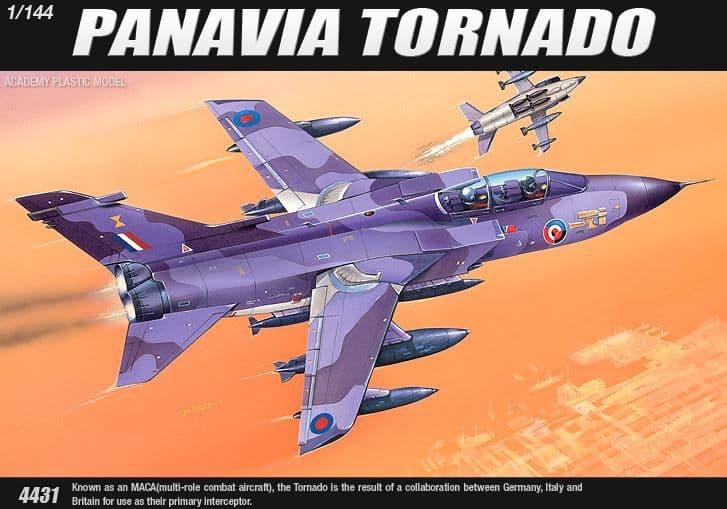 Academy 1/144 Panavia Tornado # 12607