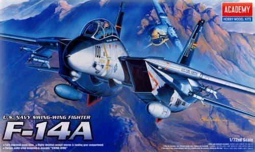 Academy 1/72 F-14A Tomcat # 12471
