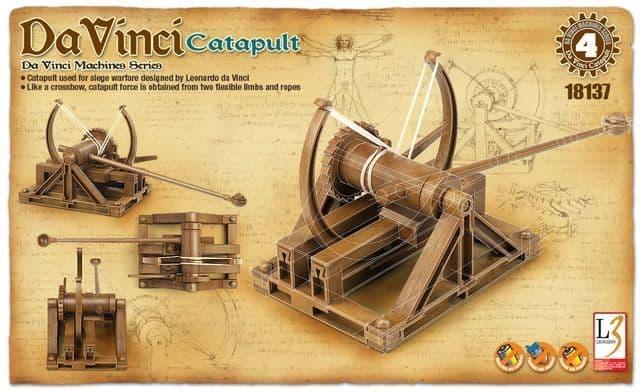 Academy Da Vinci Series - Catapult # 18137