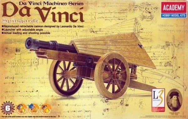 Academy Da Vinci Series - Spingarde # 18142