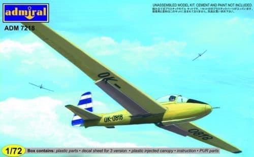 Admiral 1/72 LF-107 Lunak # 7218