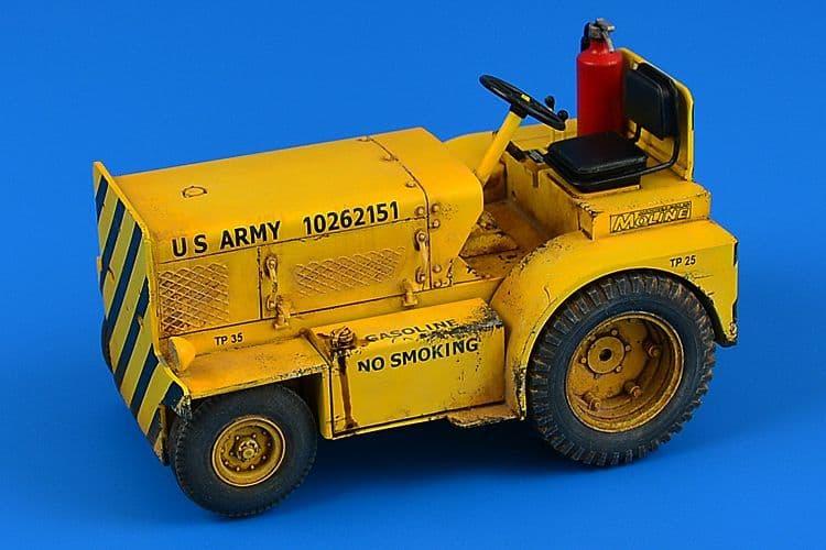 Aerobonus 1/32 Minneapolis-Moline MT-40 Tow Tractor (US NAVY) # 320123