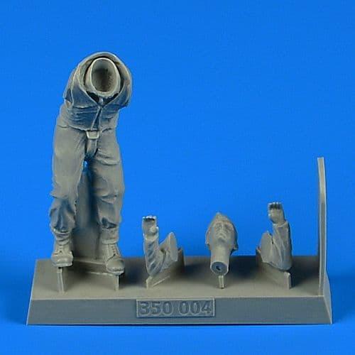 Aerobonus 1/35 Kriegsmarine WWII Sailor for German Schnellboats, Human Torpedoes, Midget & Coastal