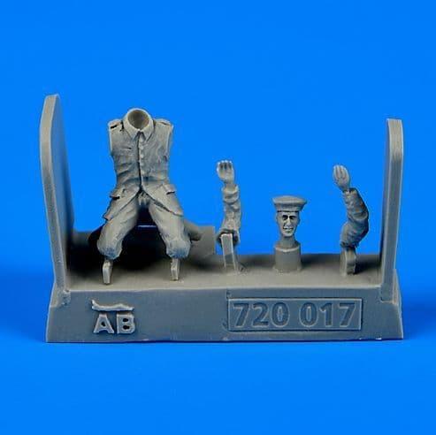 Aerobonus 1/72 German and Austro-Hungarian Aircraft Mechanic WWI. 1914-1918) - Part 2 # 720017