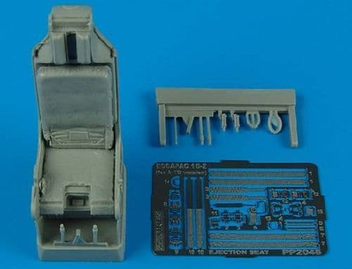 Aires 1/32  ESCAPAC 1G-2 Ejection Seat for A-7D # 2046