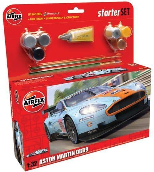 Airfix 1/32 Aston Martin DBR9 Le Mans Starter Set # A50110