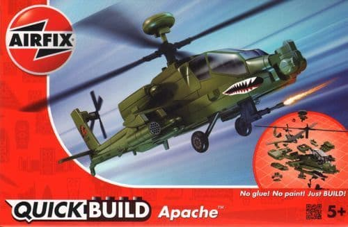 Airfix Quick Build Boeing Apache # J6004