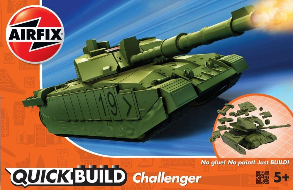 Airfix Quick Build Challenger # J6022