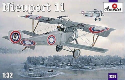 Amodel 1/32 Nieuport N.11 # 32003