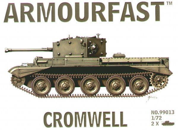 Armourfast 1/72 Cromwell x 2 # 99013