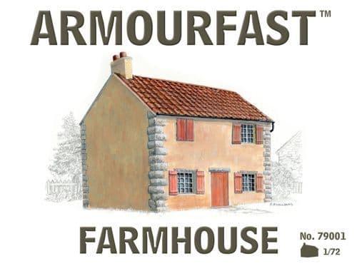 Armourfast 1/72 Farmhouse # 79001