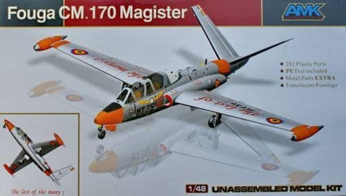 Avant Garde 1/48 Fouga CM.170 Magister # 88004