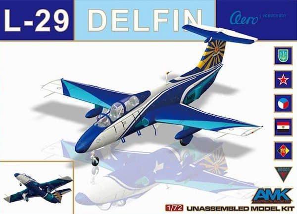 Avant Garde 1/72 Aero L-29 Delfin # 86001
