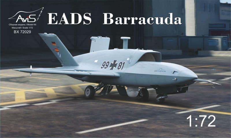 Avis 1/72 EADS Barracuda # BX72029