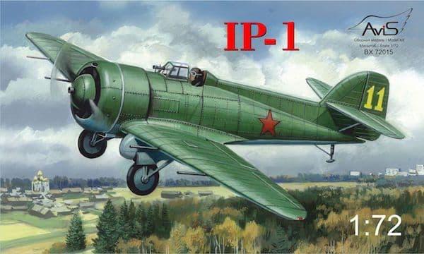 Avis 1/72 Grigorovich IP-1 # BX72015