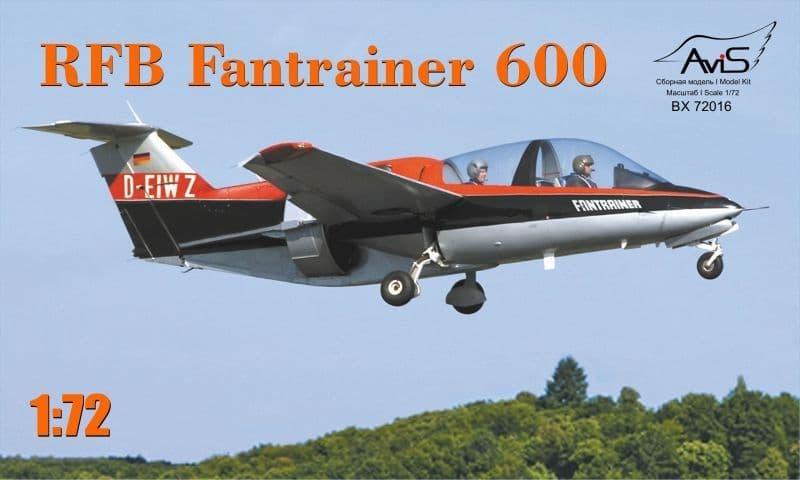 Avis 1/72 RFB Fantrainer 600 # BX72016