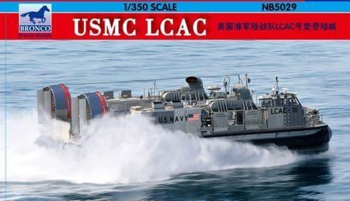 Bronco 1/350 USMC LCAC # NB5029