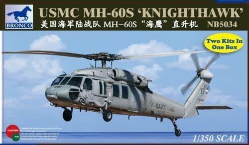 Bronco 1/350 USMC MH-60S 'Knighthawk' # NB5034