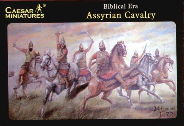 Caesar Miniatures 1/72 Assyrian Cavalry # 010