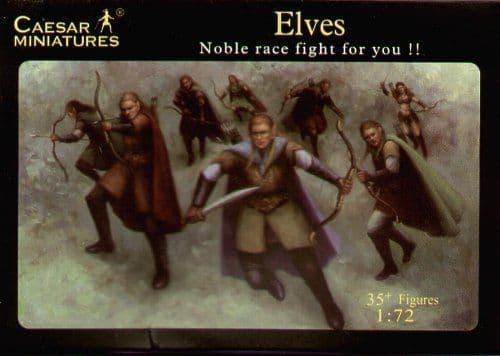Caesar Miniatures 1/72 Elves # F102