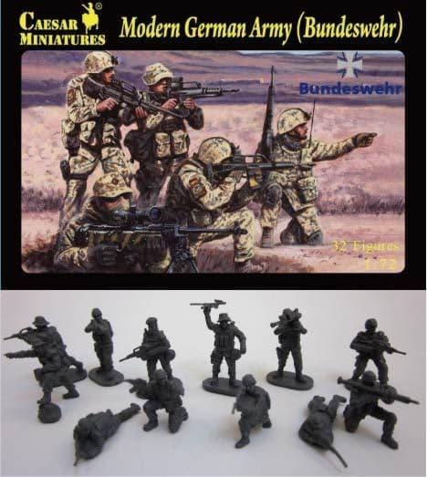 Caesar Miniatures 1/72 Modern German Army (Bundeswehr) # 062