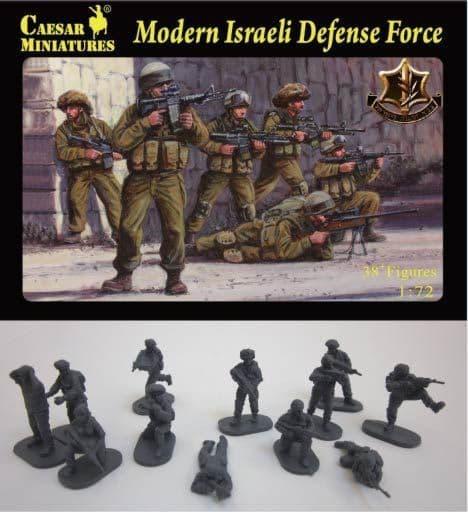 Caesar Miniatures 1/72 Modern Israeli Defence Force # 057