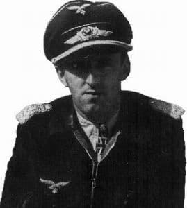 Czech Master 1/32 Hermann Graff Luftwaffe Ace WWII # F32152