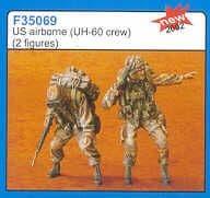Czech Master 1/35 2 x US Airborne set 1 # F35069