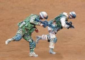 Czech Master 1/35 2 x US Infantry Freedom Iraq part 2 # F35164