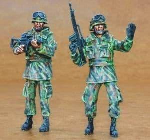 Czech Master 1/35 Bundeswehr Infantry x 2 # F35162
